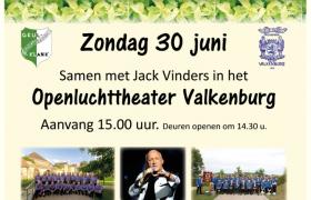 Geulklank 30 juni poster